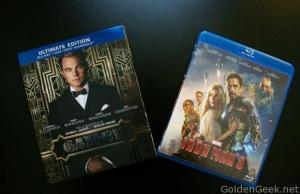 Iron Man 3 Gatsby