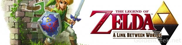 The legend of Zelda a link between two worlds