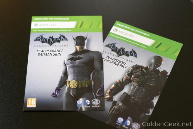 Batman Arkham Origins Collector