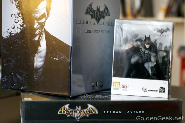 Batman Arkham collectors