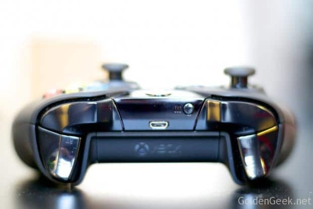 Unboxing Xbox One Manette