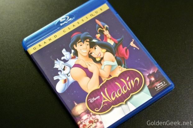 Shopping Blu Ray Disney Aladdin