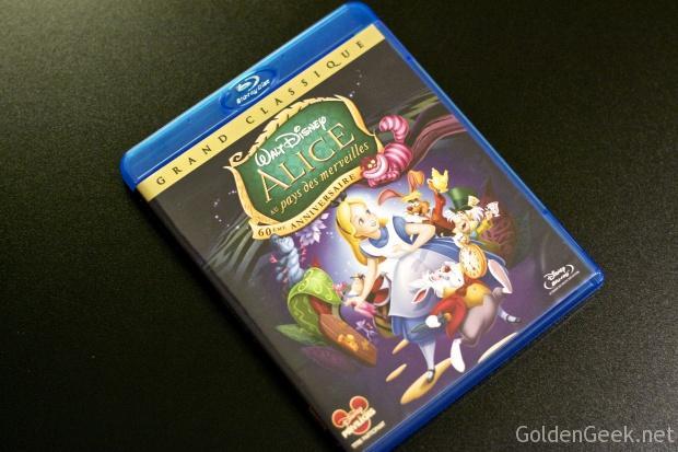 Shopping Blu Ray Disney Alice