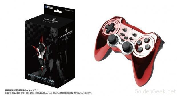 Final Fantasy XIII Lightning Returns controller
