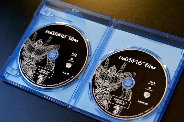 Critique Blu-Ray Pacific Rim