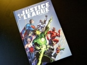 Justice League Geoff Johns