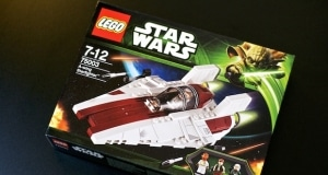 Lego Star Wars A-Wing