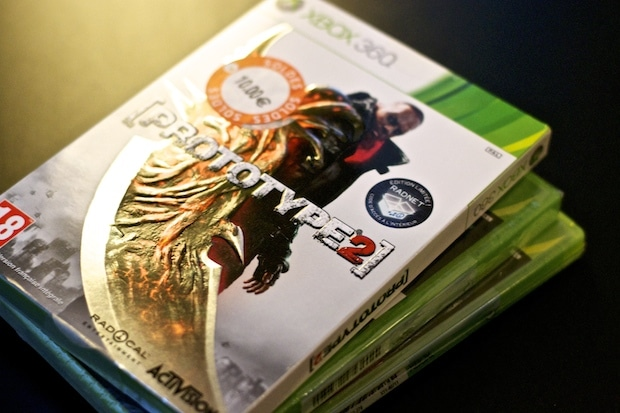 Soldes 2014 jeux video