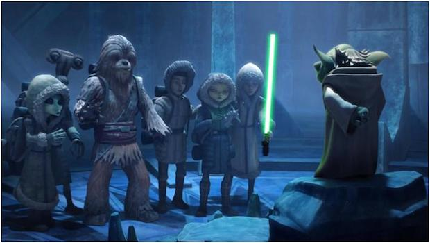Star Wars Clone Wars Saison 5 imgpost