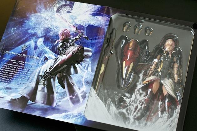 Figurine Final Fantasy XIII Lightning Returns