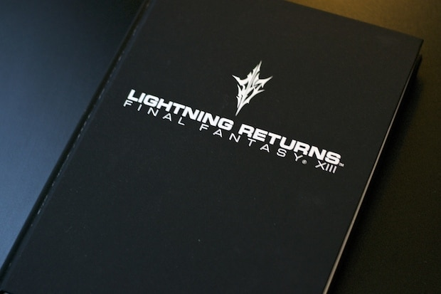 Final Fantasy XIII Lightning Returns Collector Steelbook