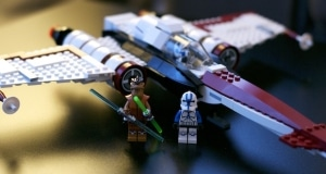 Lego Starwars z-95 headhunter