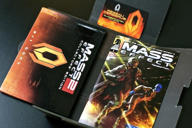 Mass Effect 2 Collector