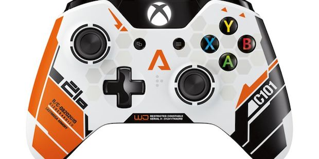 Précommande manette collector titanfall