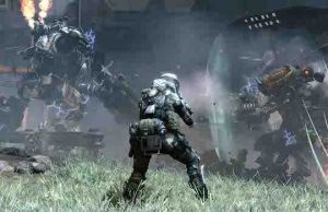 Preview titanfall beta