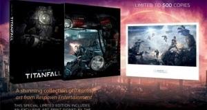 Titanfall Artbook collector