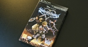 Kingdom Hearts Birth By Sleep Collector