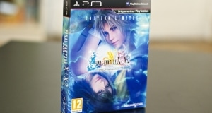 Unboxing Final Fantasy X HD Remaster edition limitée
