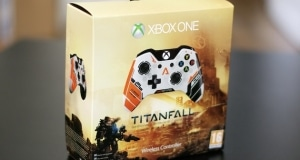 Unboxing Manette Collector Titanfall Xbox One