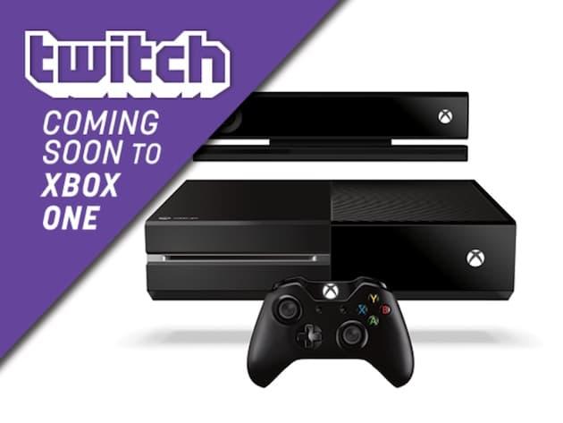 Xbox One Patch Twitch