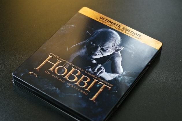 Le Hobbit Arrivage Blu Ray Collector