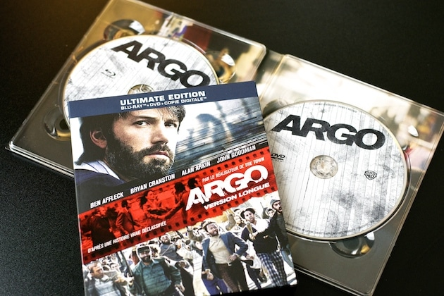 Argo Arrivage Blu Ray Collector