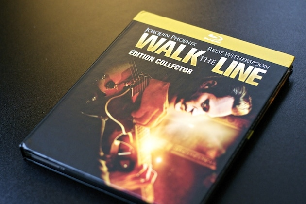 Walk The Line Arrivage Blu Ray Collector