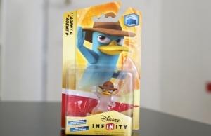 Disney Infinity Cristal Agent P
