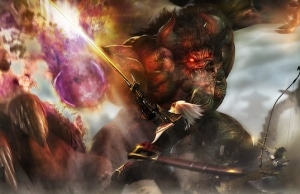Test Toukiden The Age Of Demon PS Vita
