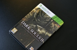 Unboxing Darks Souls 2 Black Armour