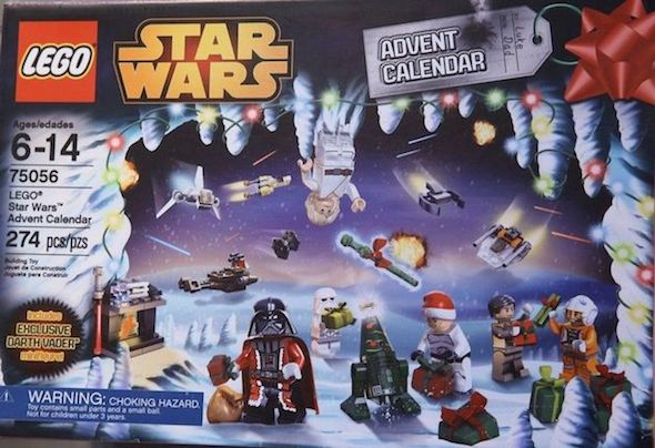 TAGS calendrier lego lego starwars star wars