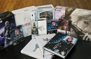 Collection Final Fantasy XIII