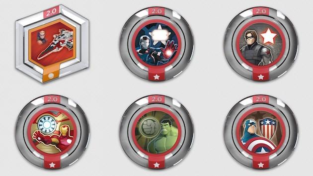 Disney Infinity 2.0 Marvel Super Heroes