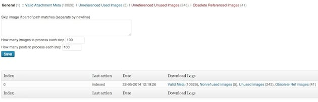 Plugin WordPress Image Cleaner