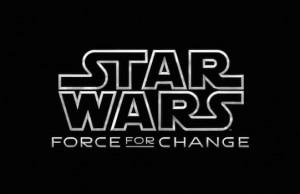Star Wars Force For Change unicef