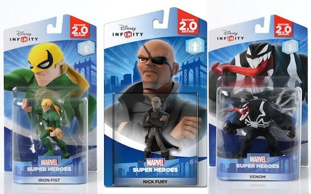 Figurine Disney Infinity 2.0 : Venom  mesgameclips.over blog