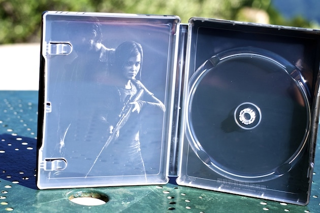 Arrivage The Last Of Us PS4 Steelbook