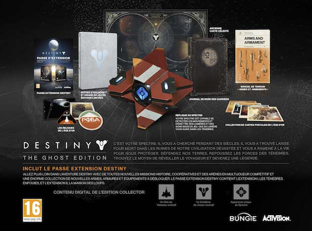 Destiny Ghost Collector