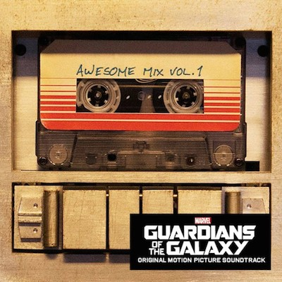 Guardians of the galaxy OST