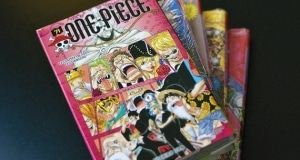 Shopping manga