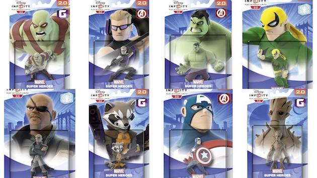 Disney Infinity 2 Marvel Super Heroes