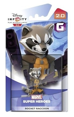 Disney Infinity 2 Rocket Raccoon
