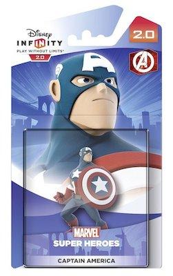 Disney Infinity 2.0 Captain America