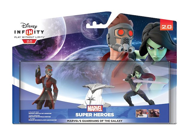 Disney Infinity Gardiens de la galaxie pack aventure