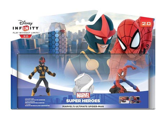 Disney Infinity 2.0 Pack Aventure Spiderman