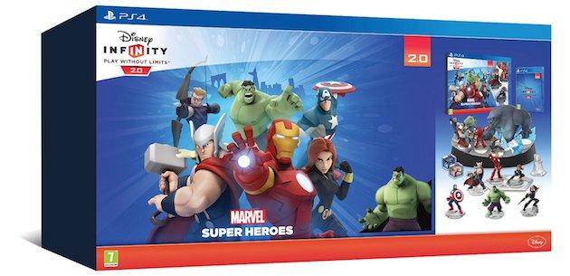 Disney Infinity 2.0 Starter Pack Collector