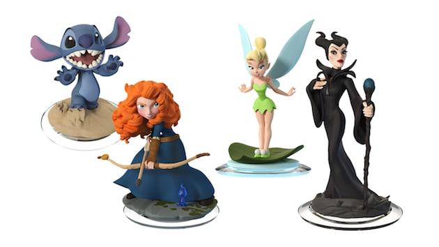 Disney Infinity 2.0 Stitch Clochette Malefique
