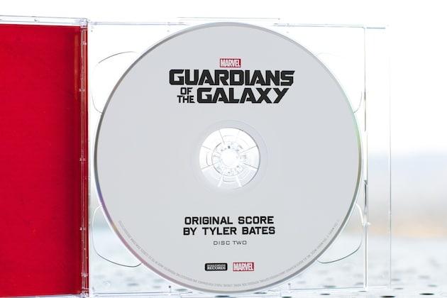 OST les Gardiens de la galaxie Deluxe
