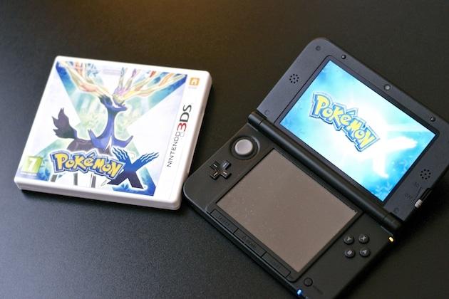 Pokemon X 3DS XL