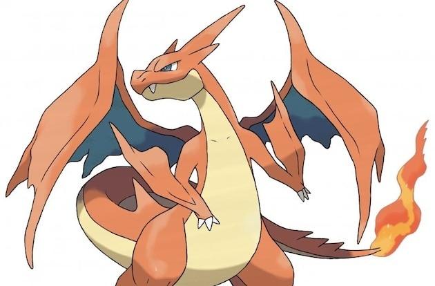 Pokemon X Mega Dracaufeu